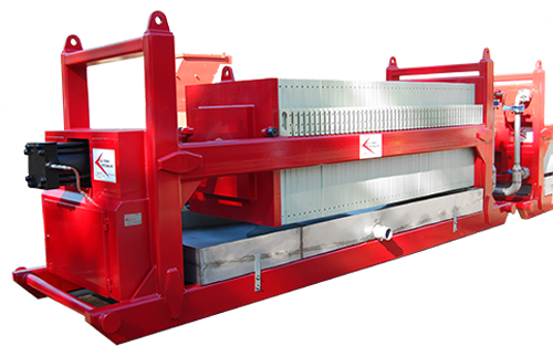 Power Pak® Filter Press