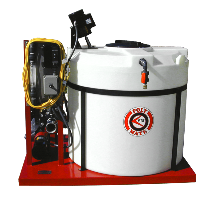 Poly Mate Polymer Injection Unit