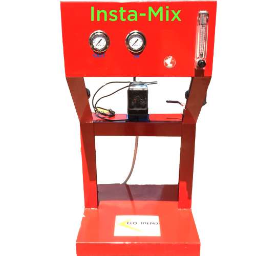 Insta-Mix Polymer Injection Unit